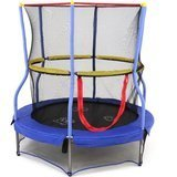 Skywalker Trampoline Mini Trampoline with Enclosure Net