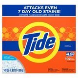 Tide Powder Laundry Detergent, Original