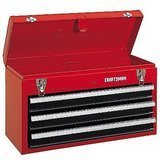 Craftsman 3-Drawer Metal Portable  (20- Inch)
