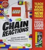 Klutz LEGO Chain Reactions Craft Kit