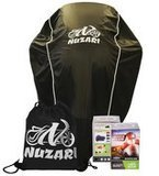 Nuzari Waterproof Polyester Outdoor Motorcycle Cover
