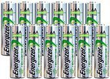 Energizer AA Rechargeable Batteries, 12 Pack