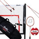 Baden Champions 4-Racket Badminton Set with Net