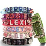 Bling Stuff for Fun Personalized Glitter Dog Collar