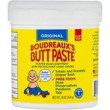 Boudreaux's Original Butt Paste Diaper Rash Ointment