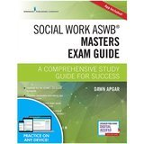 Dawn Apgar Social Work ASWB Masters Exam Guide