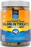 Zesty Paws Freeze Dried Salmon Filet Treats