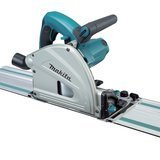"Makita 6-1/2"" Plunge Circular Saw with Guide Rail"