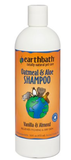Earthbath Oatmeal & Aloe Dog & Cat Shampoo