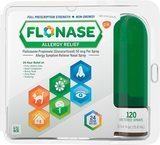 Flonase 24 Hour Allergy Relief Nasal Spray, 120 Sprays