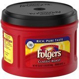 Folgers Classic Roast Ground Coffee, 22.6 oz.