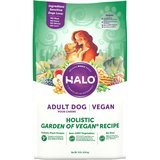 Halo Holistic Garden Of Vegan Dry Dog Food For Adult Dogs