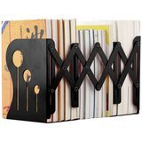 HaloVa Adjustable Bookends