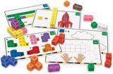 Learning Resources Early Math Mathlink Cubes Activity Set