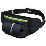 MYCARBON Waist Pack with Water Bottle Holder