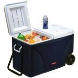 Rubbermaid 75 Quart 5-Day Wheeled Ice Chest