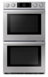 "Samsung 30"" Flex Duo™ Chef Collection Double Wall Oven"