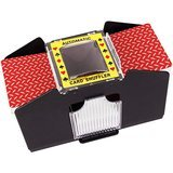 Silly Goose Games 4-Deck Battery-Operated Automatic Card Shuffler