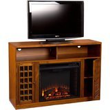 Southern Enterprises Narita Media Electric Fireplace