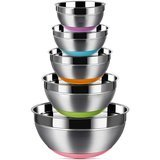 TASTI Stainless Steel Mixing Bowls